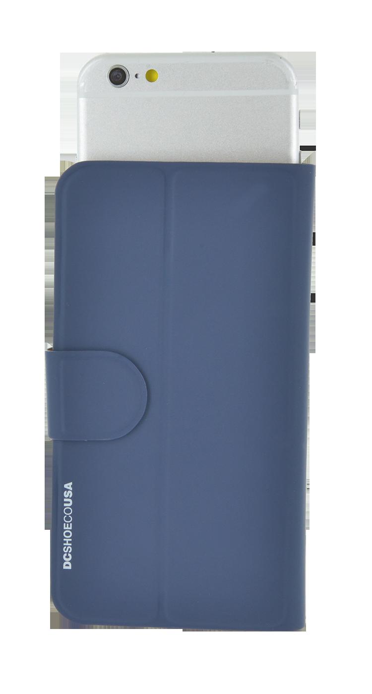 DC SHOES Universal Folio Case (Blue) - Image   #2