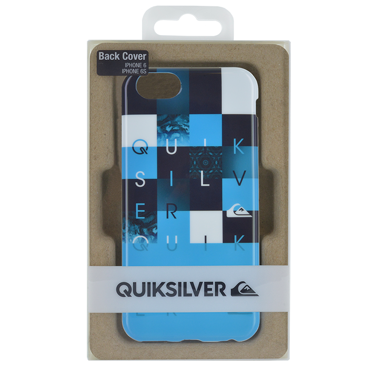 QUIKSILVER Soft case 'Checkmate' (Blue) - Image   #1