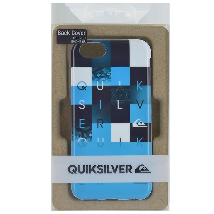 QUIKSILVER Soft case 'Checkmate' (Blue) - Image   #1