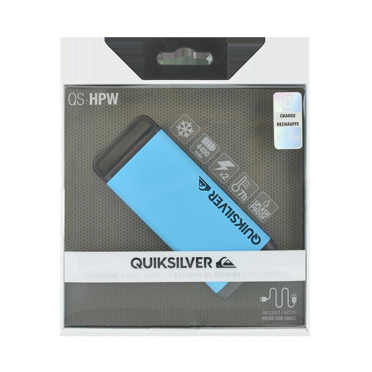 QUIKSILVER Power Bank/ Hand heater (Blue) - Image   #3
