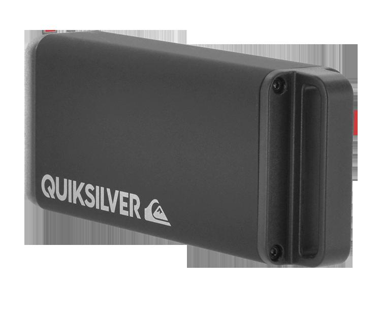 QUIKSILVER Power Bank/ Hand heater (Black) - Image   #1