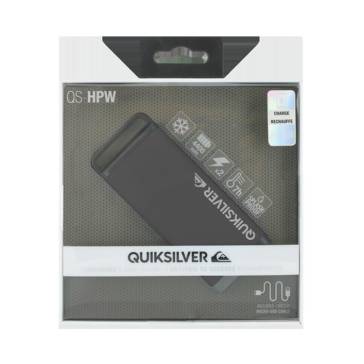 QUIKSILVER Power Bank/ Hand heater (Black) - Image   #3
