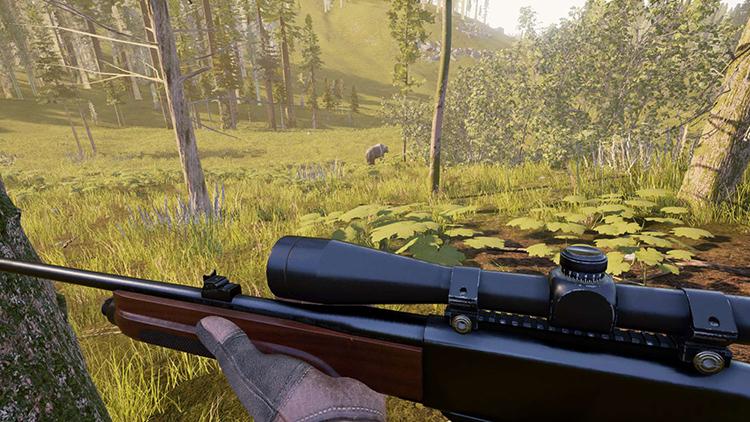 Hunting Simulator - Screenshot#2tutu#4tutu#5