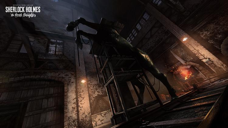 Sherlock Holmes: The Devil's Daughter - Screenshot#2tutu#4tutu