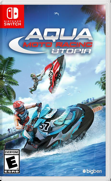 Aqua Moto Racing Utopia - Packshot