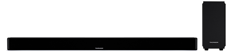 THOMSON soundbar with wired subwoofer SB250BT - Packshot
