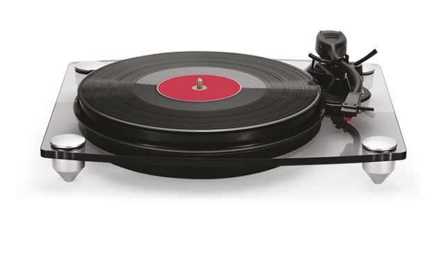 Turntable & speakers TD115NSPS BIGBEN - Packshot