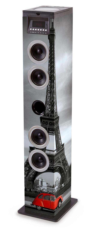 Multimedia tower/CD player - Packshot