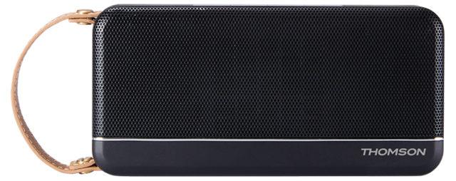 THOMSON Wireless Portable Speaker (matte black) - Packshot