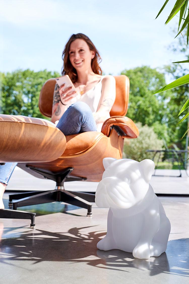Wireless luminous speaker BTLSDOG BIGBEN - Image  #2tutu#4tutu#6tutu#8tutu#10tutu