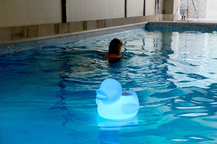 Outdoor and waterproof wireless luminous speaker BTLSDUCK BIGBEN - Image  #2tutu#4tutu#6tutu#8tutu#10tutu