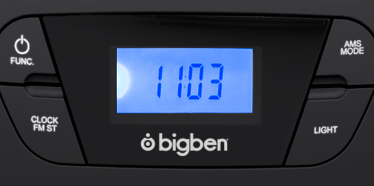 Portable CD/USB player with light effects CD61NUSB BIGBEN - Image  #2tutu#4tutu#5