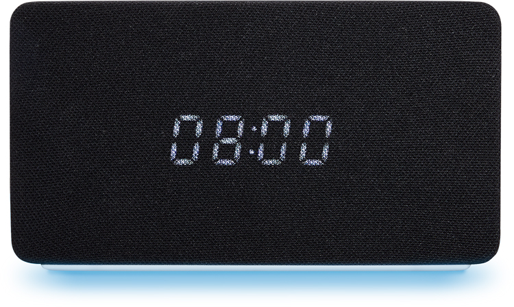 Alarm clock radio with projector CL300P THOMSON - Image