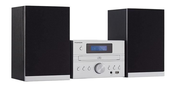 CD/MP3/USB MICRO SYSTEM/DAB+ MIC122DABBT THOMSON - Image