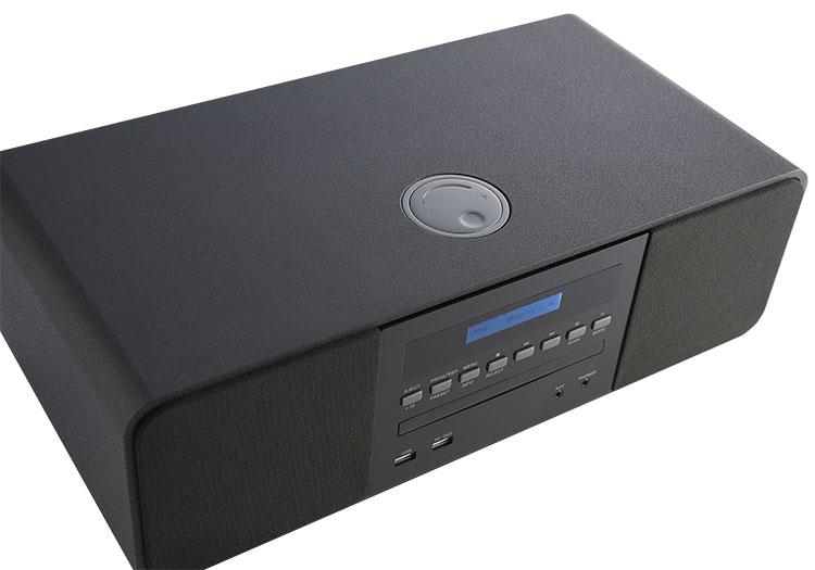 CD/MP3/USB micro system MIC200BT THOMSON - Image  #1