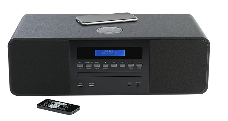 CD/MP3/USB micro system MIC200IBT THOMSON - Image