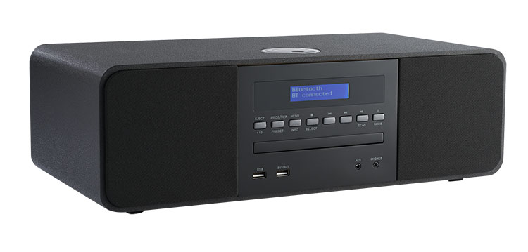 CD/MP3/USB micro system MIC200IBT THOMSON - Image  #1