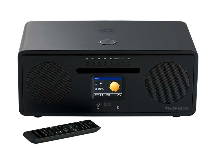 All-in-one Hi-Fi connected system MIC500IWF THOMSON - Image