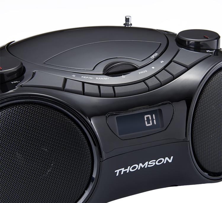 CD/MP3/USB/RADIO portable player RCD210UBT THOMSON - Image  #2tutu