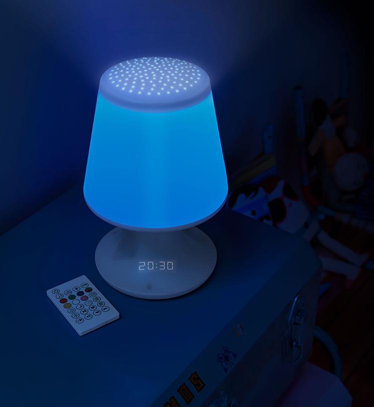 luminous alarm clock with projector - Image  #2tutu#4tutu#5