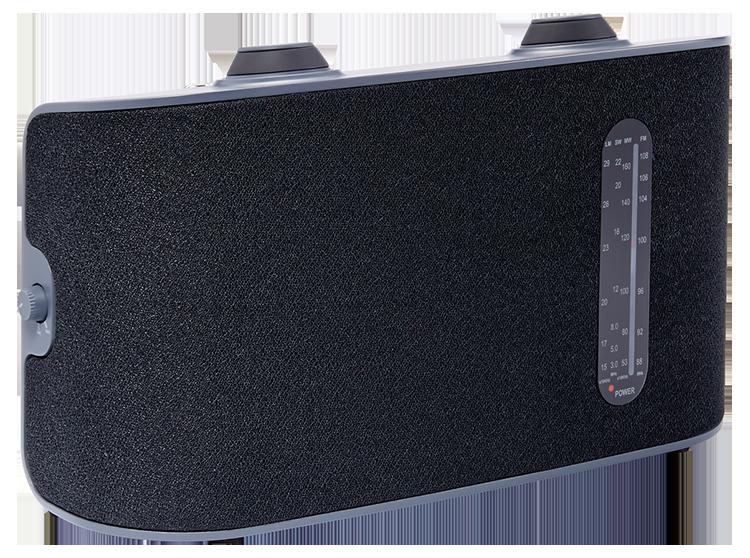 Portable radio 4 bands (black) RT250 THOMSON - Image