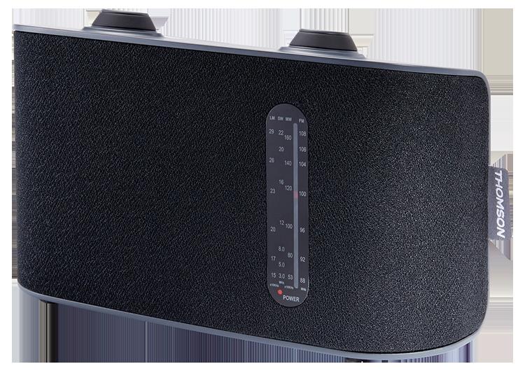 Portable radio 4 bands (black) RT250 THOMSON - Image  #1