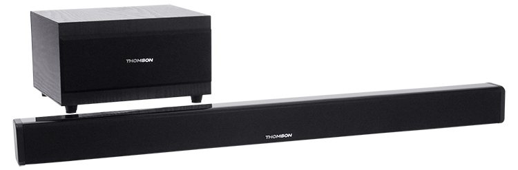 Soundbar with wired subwoofer - Image  #2tutu#3