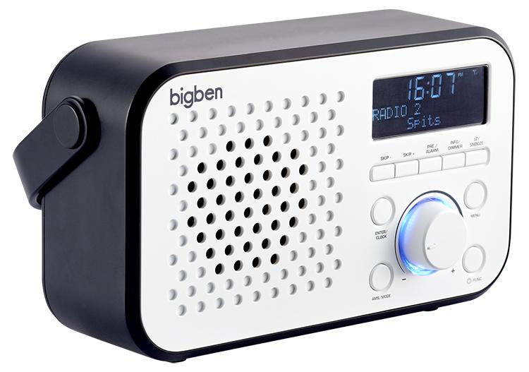 DAB+/FM RADIO TR24DAB BIGBEN - Image