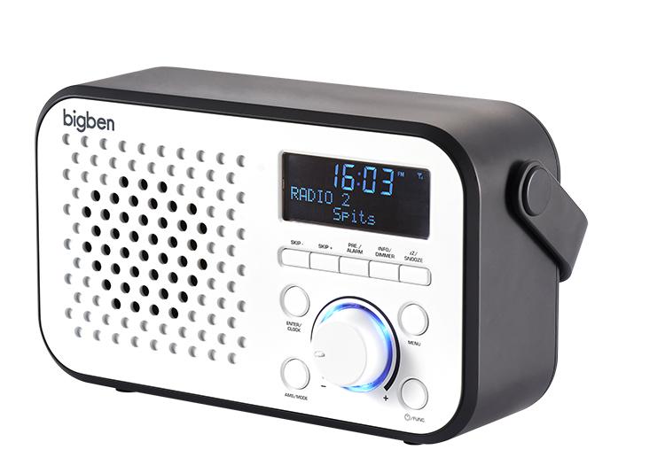 DAB+/FM RADIO TR24DAB BIGBEN - Image  #1