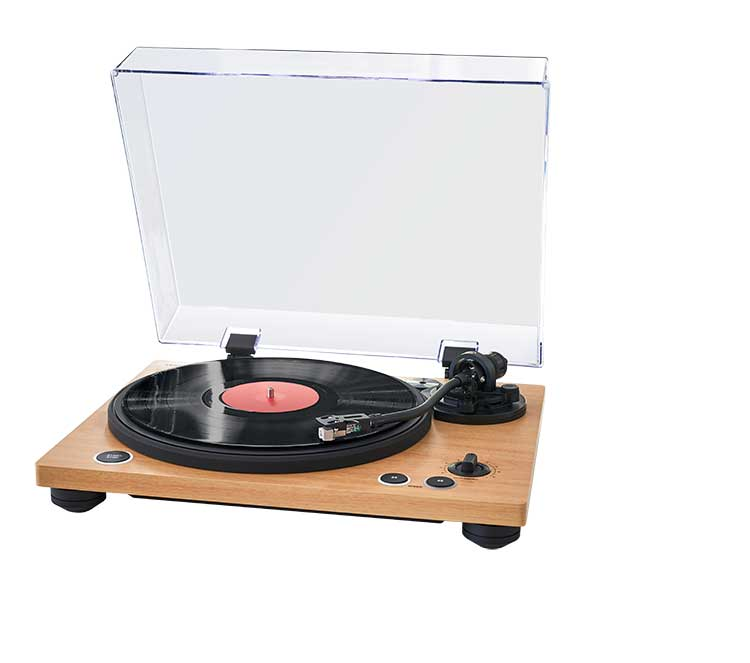 Professional turntable TT450BT THOMSON - Image  #1