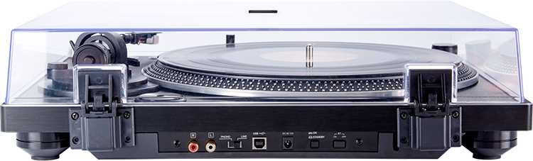 THOMSON direct-drive professionnal turntable TT600BT - Image  #1