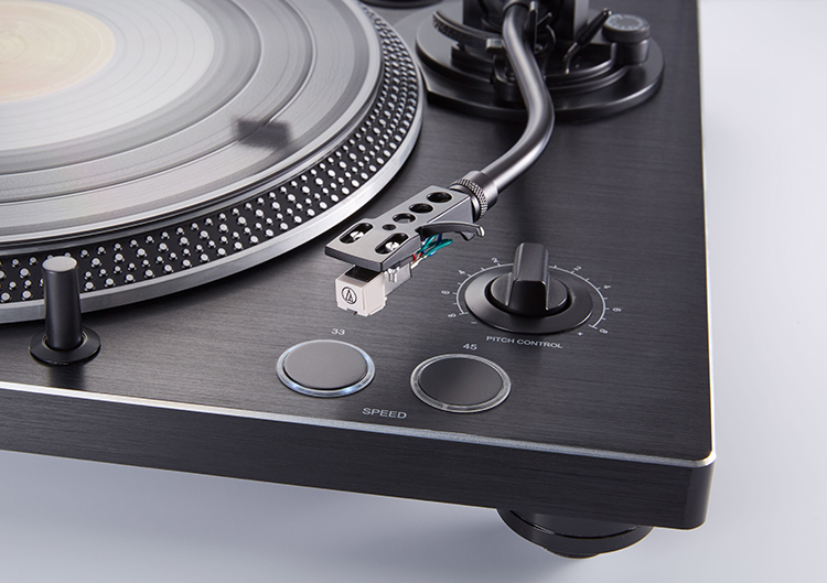 THOMSON direct-drive professionnal turntable TT600BT - Image  #2tutu#4tutu
