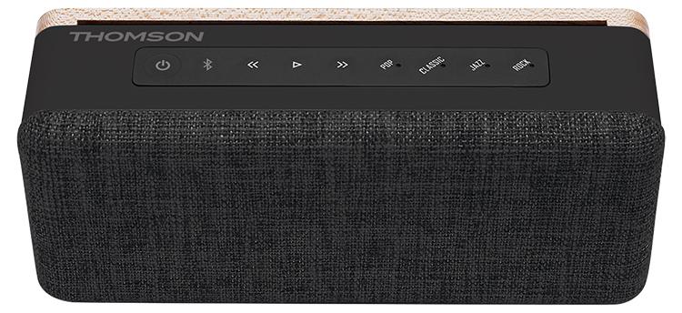 Wireless speaker (black) WS04N THOMSON - Image