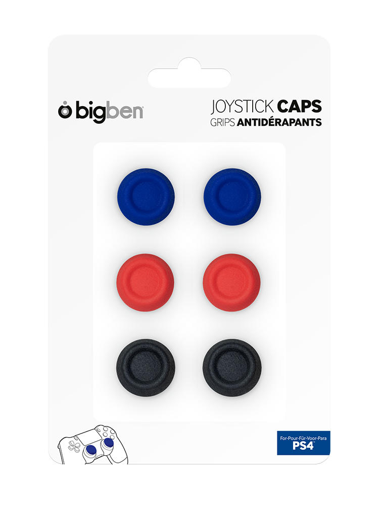 Thumb grips for dualshock®4 wireless controller - Image  #1